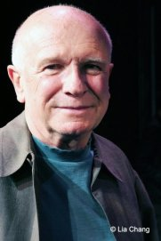 Terrence McNally (Photo by Lia Chang)