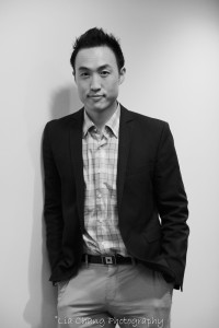 Derek Ting, writer, producer and star of Simon Yin's $upercapitalist. Photo by Lia Chang