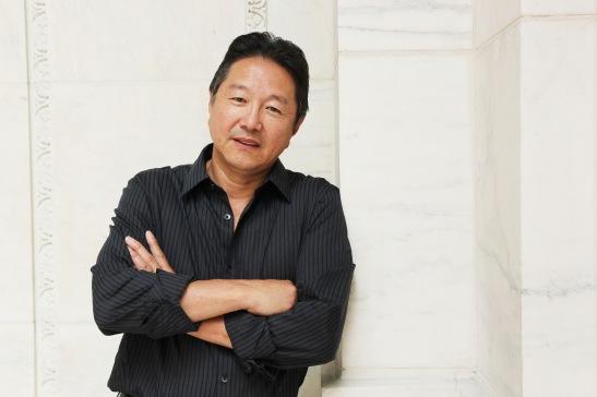 Rick Shiomi (Photo by Lia Chang)