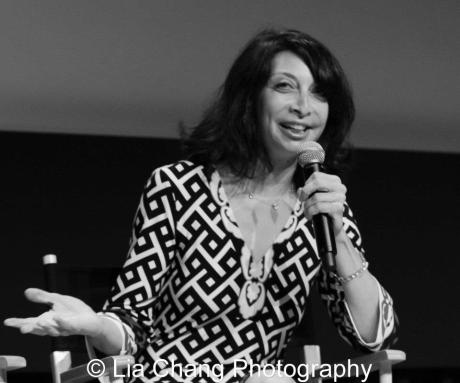Illeana Douglas. Photo by Lia Chang