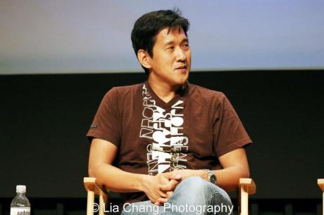Michael Kang.photo by Lia Chang