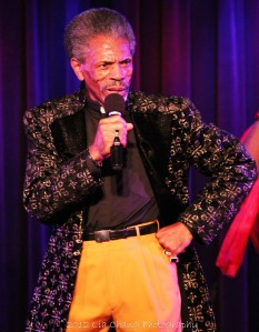 André De Shields in I Put a Spell on You at The Laurie Beechman on October 5, 2012. Photo by Lia Chang