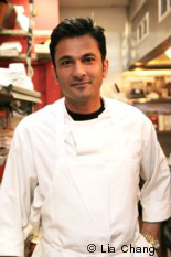 Vikas Khanna (Photo by Lia Chang)