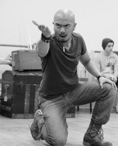 Mel Sagrado Maghuyop (Photo by Lia Chang)