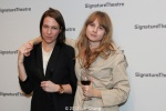 Actress Rebecca Henderson and playwright Annie Baker. Photo by Lia Chang