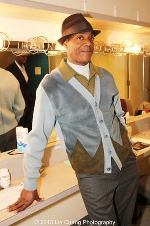 John Earl Jelks as 'Wolf'. Photo by Lia Chang