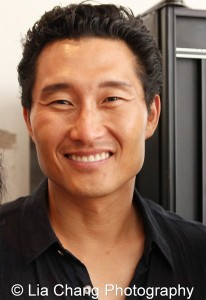 Daniel Dae Kim. Photo by Lia Chang