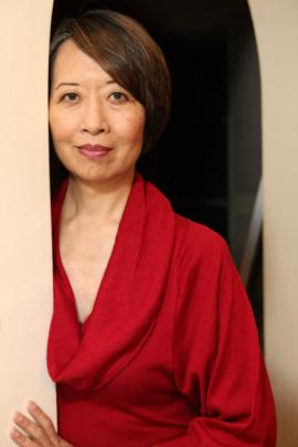 Jeanne Sakata. Photo by Lia Chang