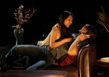 DHH's ex-girlfriend Margaret Fung (Linda Park) shares an intimate moment with new beau Marcus (Christopher Gorham) Photo credit: Ozum Bobaroglu