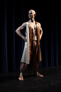 """Christopher Gorham as the King in """"The King and I"""". Photo credit: Ozum Bobaroglu"""