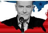 Bryan Cranston stars as LBJ in All The Way at A.R.T., September 13 - Ocotober 12, 2013.