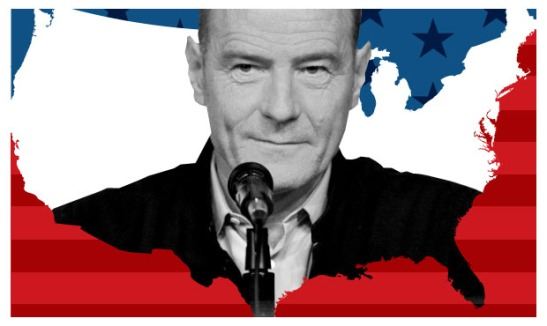 Bryan Cranston stars as LBJ in All The Way at A.R.T., September 13 - October 12, 2013.
