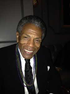 André De Shields at the Hotel Monteleone, New Orleans, Louisiana on October 25, 2013. Photo by Raymond Tymas-Jones