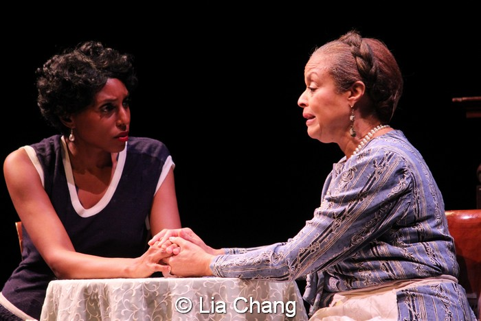 National Black Theatre Festival Photos Backstage with