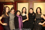 Jaygee Macapugay, Ali Ewoldt, Baayork Lee, Christine Toy Johnson, Diane Phelan and Lia Chang.