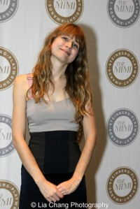Annie Baker, 2013 Steinberg Playwright Award honoree. Photo by Lia Chang