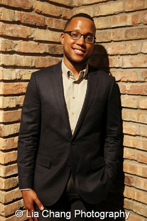 Branden Jacobs-Jenkins. Photo by Lia Chang
