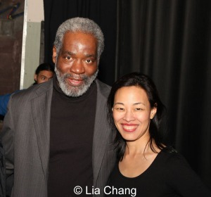 Rome Neal and Lia Chang