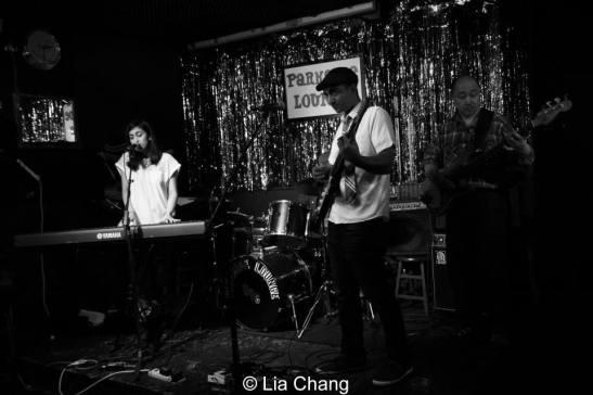 Ashni Davé, Yoshiaki Makino, Sachin Shenolikar and Hiro Odaira. Photo by Lia Chang