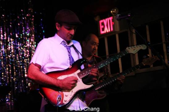 Sachin Shenolikar and Hiro Odaira. Photo by Lia Chang