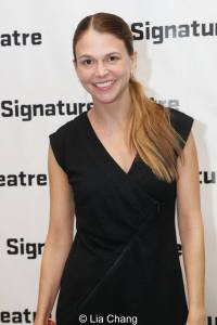 Sutton Foster. Photo by Lia Chang