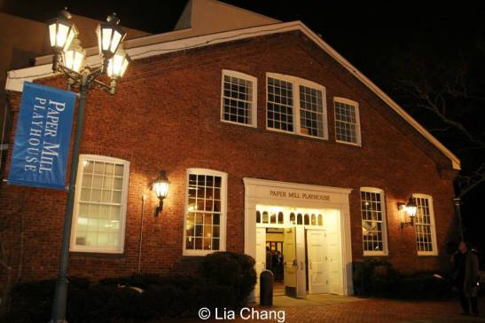 Paper Mill Playhouse in Milburn, NJ. Photo by Lia Chang