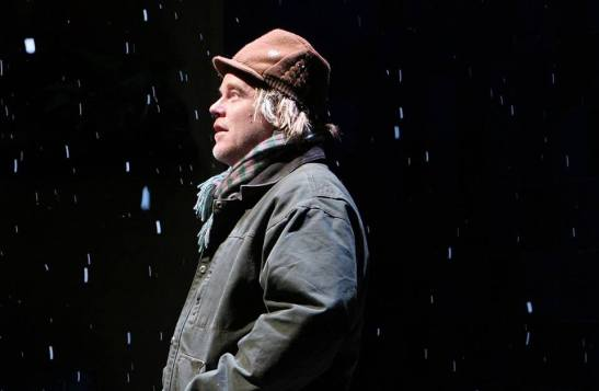 Philip Seymour Hoffman. Photo courtesy of Labyrinth Theater Company