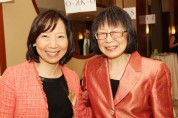 Sandra Leung and Lillian Ling, Assistant Director, AALDEF.