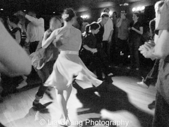 SWING46 dance floor is always jammin'! Photo by Lia Chang