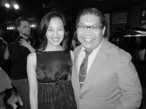 Lia Chang and George Gee