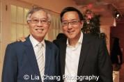 Cao K. O and Alex Tsui. Photo by Lia Chang