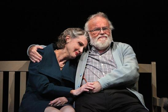 Annette O'Toole & J.R. Horne in Third. © Michal Daniel