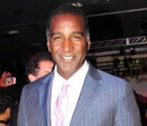 Norm Lewis. Photo by Lia Chang