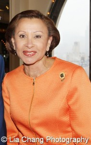 Congresswoman Nydia Velázquez. Photo by Lia Chang