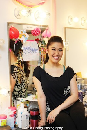 Ruthie Ann Miles. Photo by Lia Chang