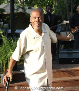 Meshach Taylor at his 67th birthday party in Toluca Lake, CA on April 12, 2014. Photo by Lia Chang