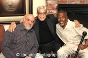 Stuart Gordon, Vinny Guastaferro and Meshach Taylor. Photo by Lia Chang
