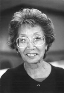 Yuri Kochiyama. Photo by Lia Chang