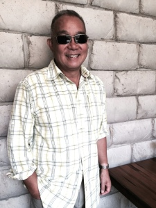 Arlan Huang. Photo by Lia Chang