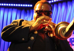 Wallace Roney. Photo by Lia Chang