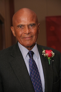 Harry Belafonte. Photo by Lia Chang