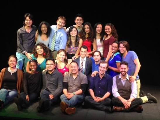 The 2014 ABC Showcase cast. Photo courtesy of Marci Phillips