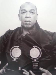 Geoffrey Holder. Photo courtesy of Richard Cameron's Facebook Page.