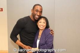 Anthony Wayne and Baayork Lee. Photo by Lia Chang