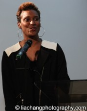 Pastor Desiree Allen. Photo by Lia Chang