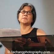 Tomie Arai. Photo by Lia Chang