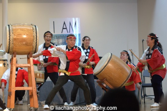 Soh Daiko. Photo by Lia Chang