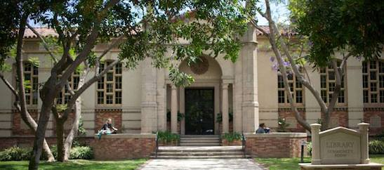 The South Pasadena Public Library