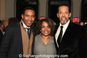 Charles Randolph-Wright, Denise Burse and Peter Jay Fernandez. Photo by Lia Chang