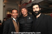 Charles Randolph-Wright, Mark Subias and Louis Cancelmi. Photo by Lia Chang
